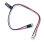 Sensorkabelverlängerung zu Graupner/Robbe/Dymond Lipos für 3 Zellen (4 Polig)