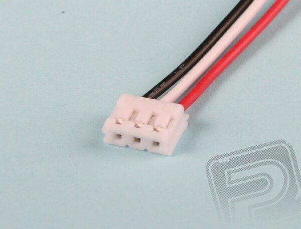 Lipo Sensorkabel 3 polig, 0,33mm²
