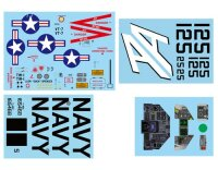 Freewing T-45 Decal Set