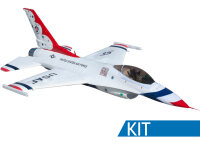 Freewing F-16 90mm Thunderbirds KIT