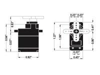 HITEC SERVO HS-5065 MG