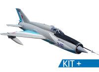"Freewing MiG-21 ""21-93"" 80mm KIT+"