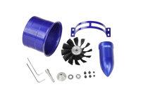 70mm Metall EDF Set (Standard) blau